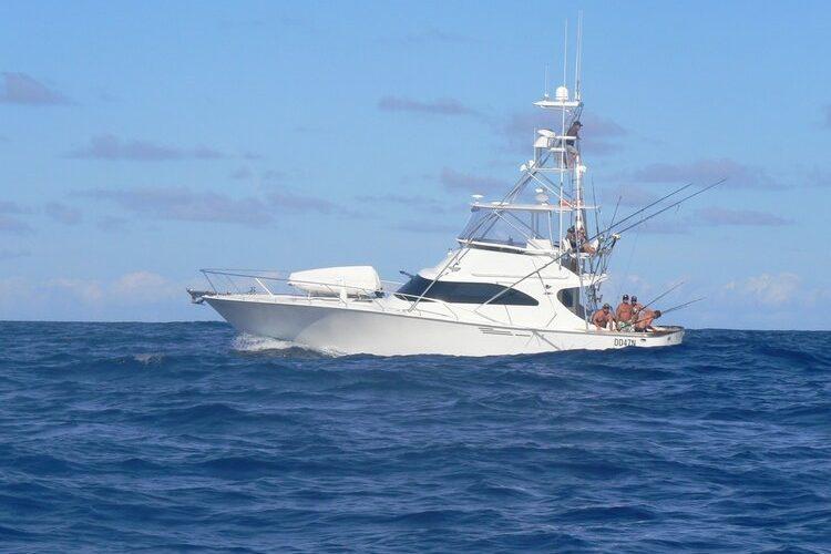 Gorilla Sportsfishing Boat