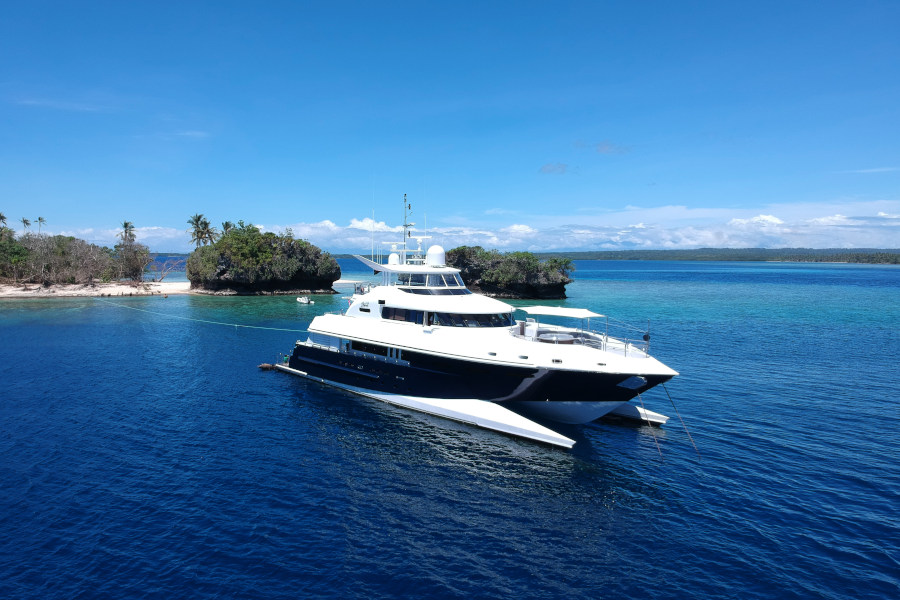 MY Spirit Luxury Yacht