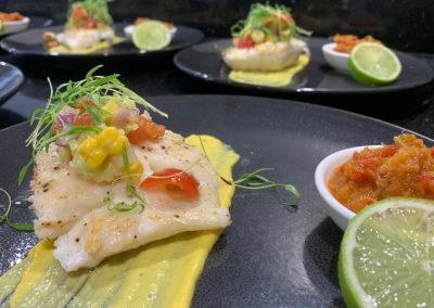 Gourmet Meals on Australian Fishing Expeditions