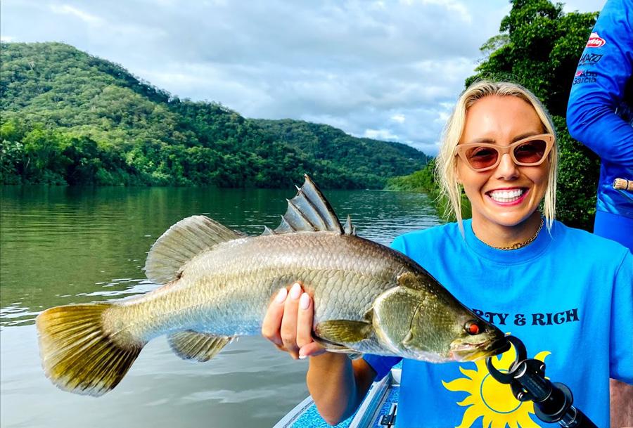 Barramundi Fishing Australia